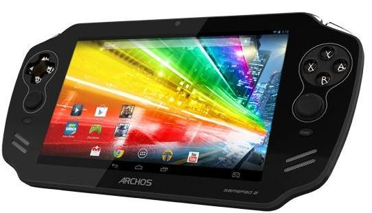 Archos stellte unlängst den Nachfolger des GamePad vor. (Foto: engadget)