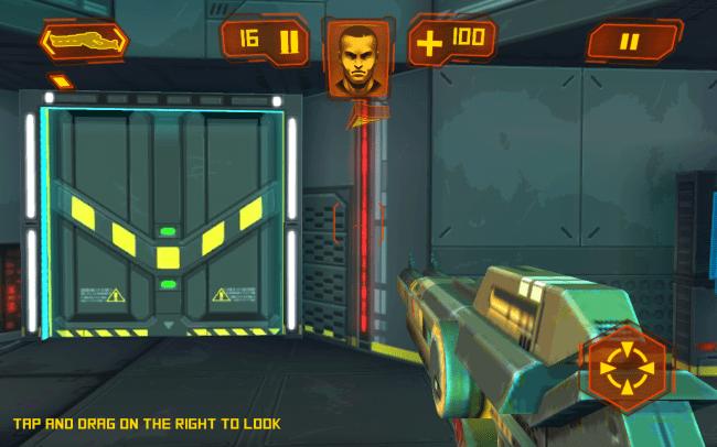 Neon Shadow ist ein klassisches Einzelspieler-Game.