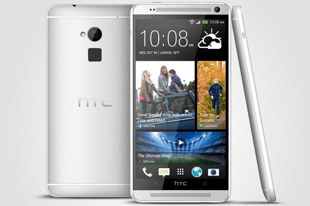 Das HTC One Max kommt mit dem Blink-Feed-Feature auf den Markt. Foto: Android Authority.