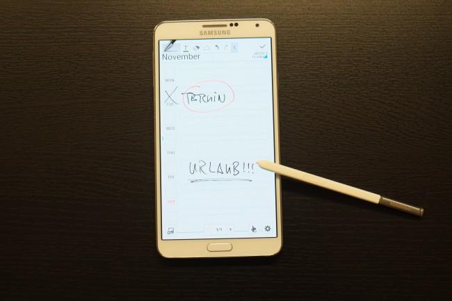 Weiter verbessert wurde der S Pen: Nutzer freuen sich über eine noch präzisere Erkennung und jede Menge neuer Features.