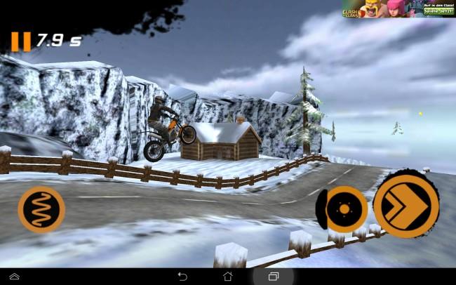 Trial Xtreme 2 bringt in der Winter Edition 30 atemberaubende Winterlandschaften mit sich.
