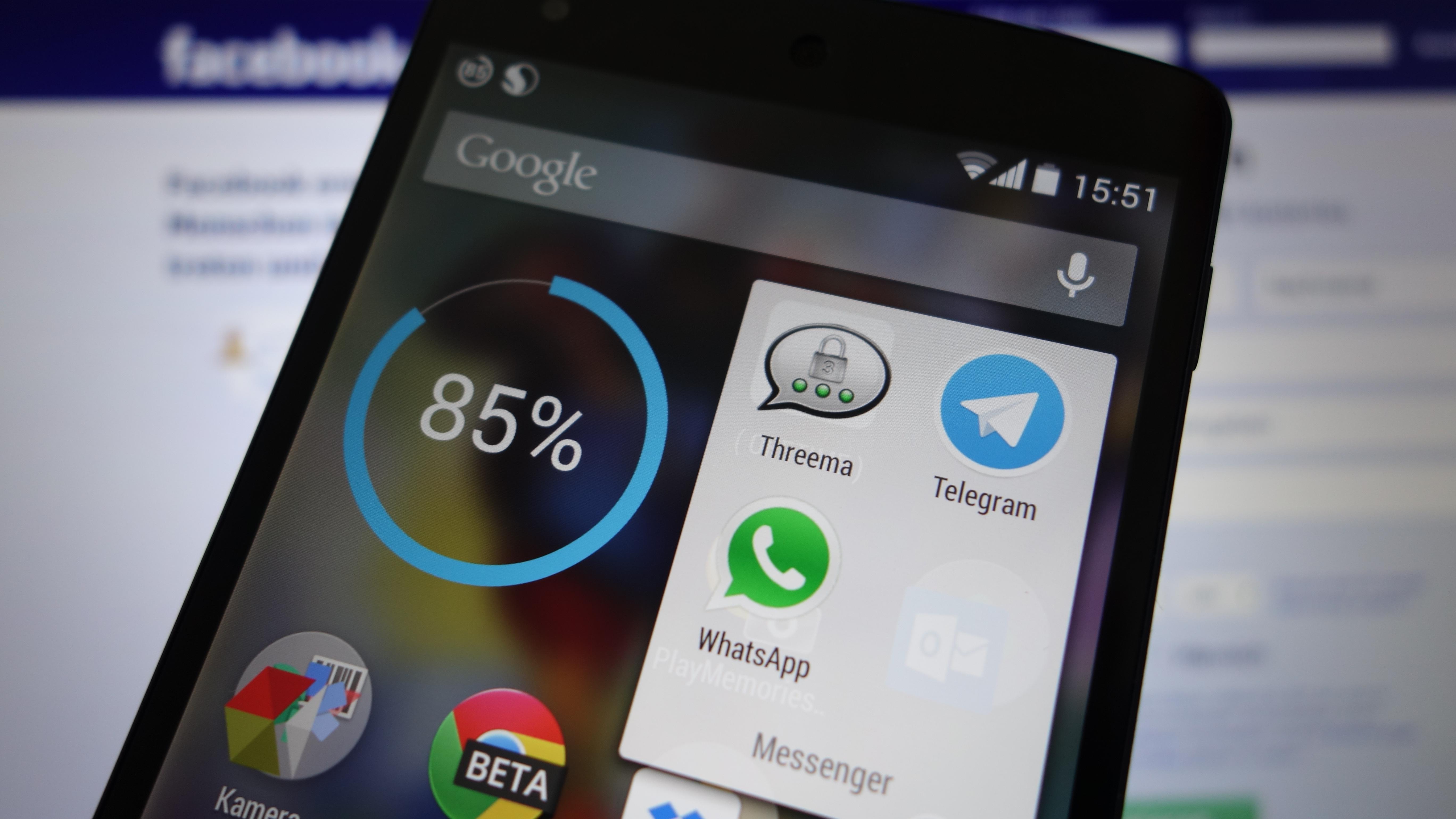 alternativen zu whatsapp
