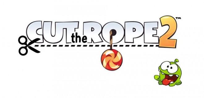 Zweiter Teil des Kultspiels: Cut the Rope 2 ist ab sofort auch auf Android erhältlich.