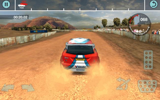 Thumbstar Games realisiert Colin McRae Rally in einer durchaus brauchbaren 3D-Engine.