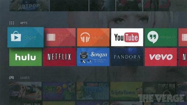 Mit Android TV will es Google jetzt auch in die Wohnzimmer schaffen. (Foto: TheVerge)
