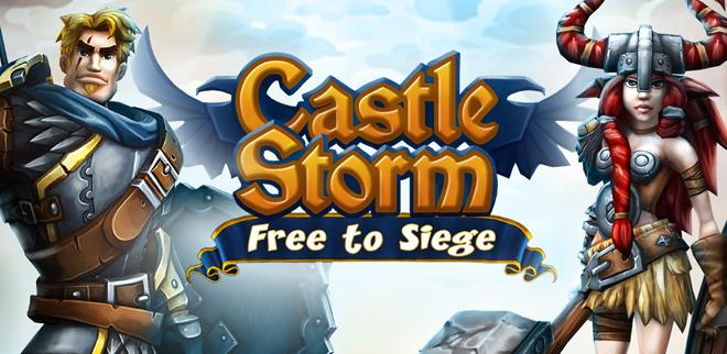 CastleStorm Free to Siege