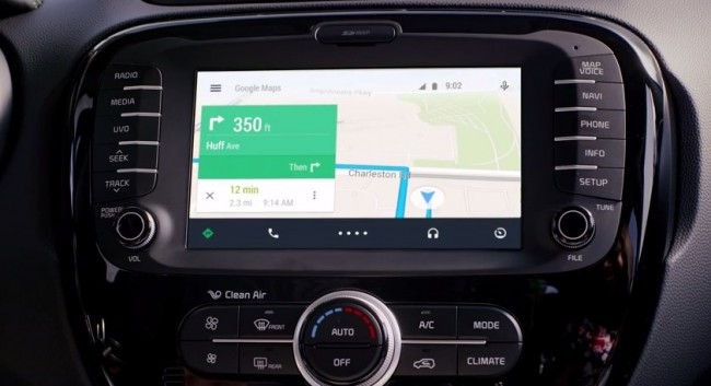 LG will sich vor allem mit LTE im Auto als Schlüsselunternehmen positionieren.