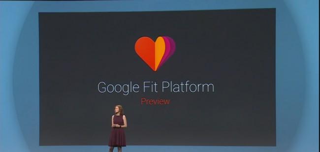 Im Rahmen der Google I/O wurde die Google Fit-Plattform vorgestellt.