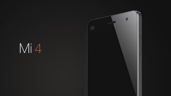 Das Xiaomi Mi4 heizt den Koreanern ordentlich ein.