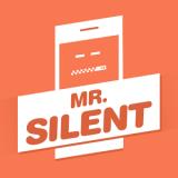 Mr Silent - Logo