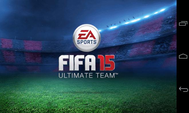 FIFA 15 Ultimate Team - Titelbild