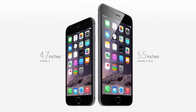 Der Eigentümer des Hauses will es gegen ein iPhone 6 tauschen. (Bild: Apple)