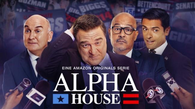 """Auch die selbstproduzierten Serien wie """"Alpha House"""" kosten das Unternehmen zunächst einmal viel Geld, bevor sie in Zukunft hoffentlich Gewinne einspielen. (Foto: Amazon)"""