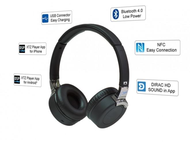XTZ-Headphones