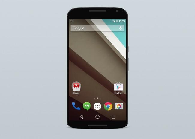 So könnte das Nexus 6 aus dem Hause Motorola aussehen. (Foto: Droid-Life)
