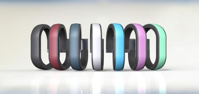 Natürlich ist das Armband in mehreren unterschiedlichen Farben erhältlich.