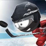 Stickman Ice Hockey - Logo