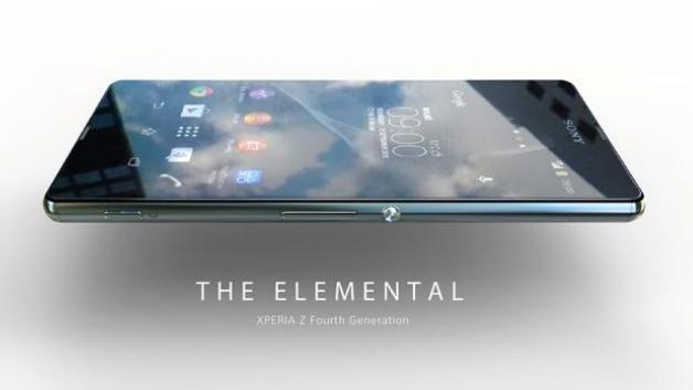 """Das bekannte Design im """"Omni-Balance""""-Look. (Bild: Sony)"""