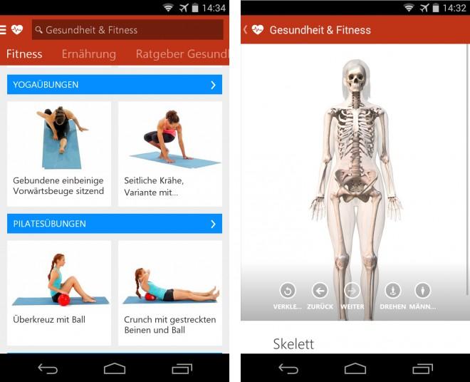 MSN Gesundheit Fitness - 02