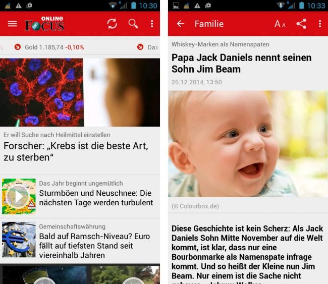 Erstklassiger Journalismus auf engstem Raum: Dass dies keinen Widerspruch darstellt, beweist diese App.