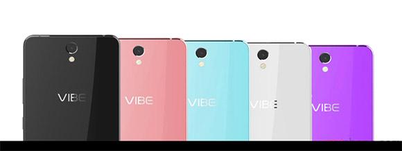 Das Lenovo Vibe S1 soll sich an eine junge Zielgruppe richten. (Bild: myphone.com)