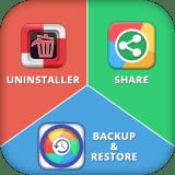 Backup Share Uninstaller - Logo