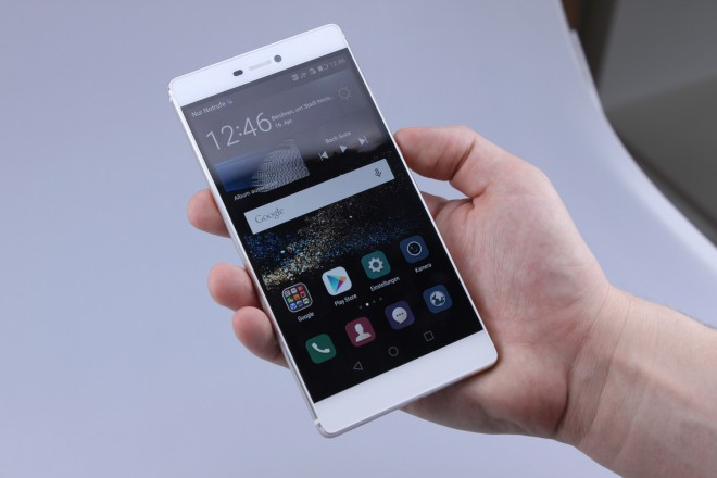 Huawei Ascend P8 Oberfläche