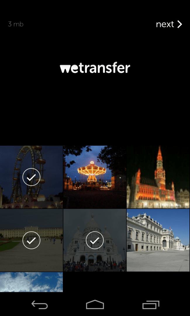 Tipps mittel WeTransfer 02