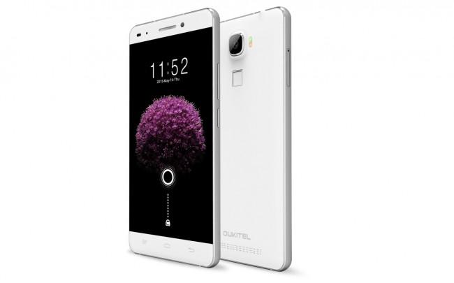 Das chinesische Smartphone Oukitel K10000 bietet einen Akku mit einer Kapazität von gewaltigen 10.000 mAh. (Im Bild allerdings das Modell Universe Tap.) (Foto: Oukitel)