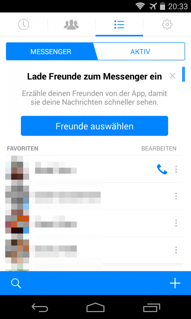 Facebook Messenger 11