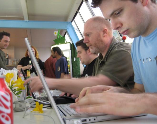 Nur wenige Entwickler verdienen auf Android auch Geld. (Bildquelle: Phil Whitehouse)