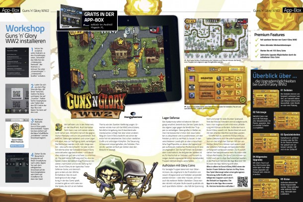 Android Magazin 8 - GunsNGlory