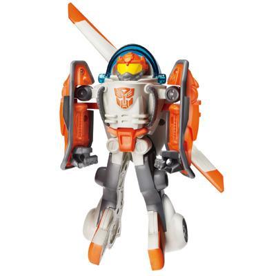 Hasbros Spielzeugfiguren namens Transformers ist Stein des Anstosses