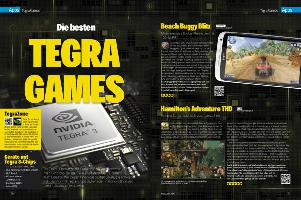 Die besten Tegra-Games
