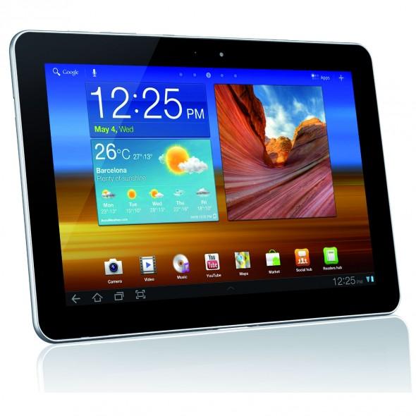 Samsung Galaxy Tab 8.9 Foto: Samsung.