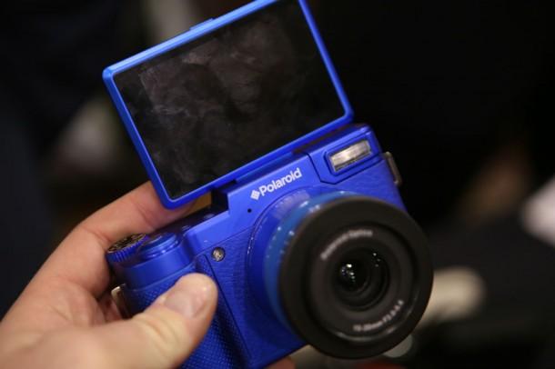 Die Android Cameras von Polaroid sollen bereits im 1. Quartal dieses Jahres zu kaufen sein.