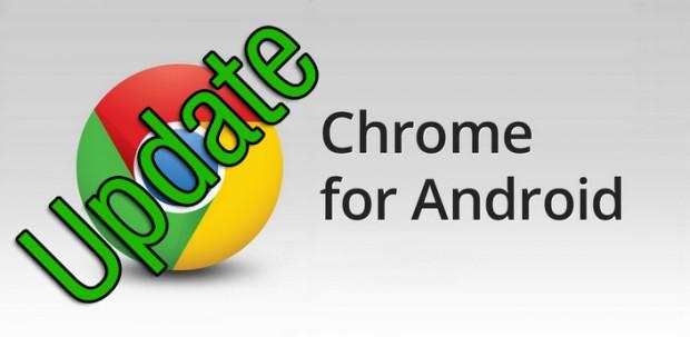 Google Chrome hat soeben ein weiteres Update erhalten