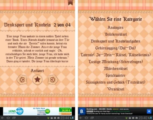 Deutsche Rätsel Pro Im Test Android Magazin