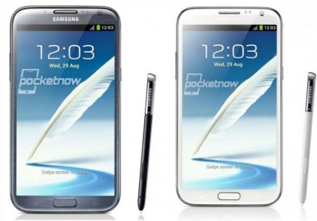 Der Nachfolger des Galaxy Note 2 könnte in vier Varianten auf den Markt kommen.