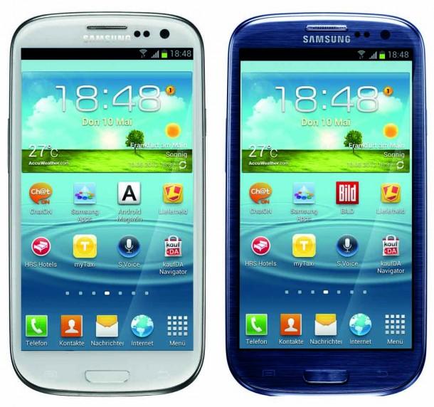 Samsung bietet ab sofort einen stärkeren Akku für das Galaxy S3.