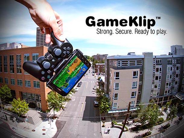 Der Controller ist die perfekte Begleitung für Smartphone-Gamer die die Steuerung des Playstation Controllers bevorzugen. Foto: Gameklip.com.