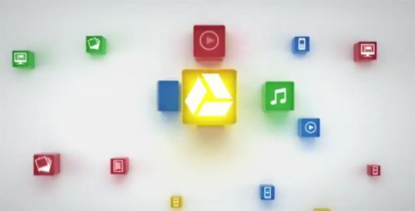 Google Drive bietet 5 GB kostenlosen Speicherplatzu und speichert alle Daten übersichtlich an einem Ort.