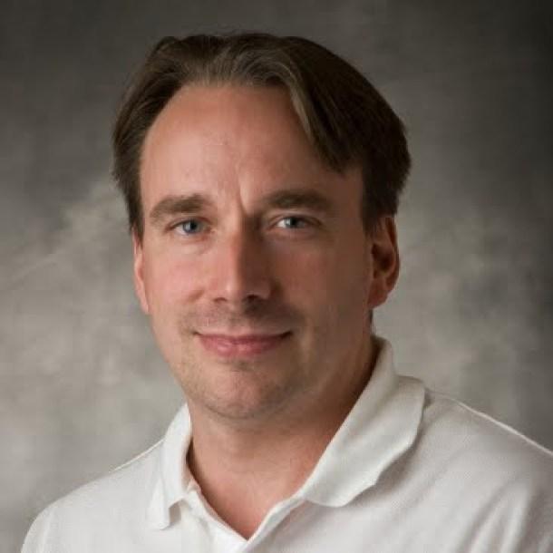 Linus Tovalds, der Initiator des Linux Kernels
