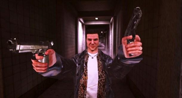 Im Spiel Max Payne schlüpft man in die Rolle eines Polizeikommisars dessen Aufgabe es ist die Verbreitung einer Designerdroge in New York zu verhinidern. Foto: Rockstargames.com.