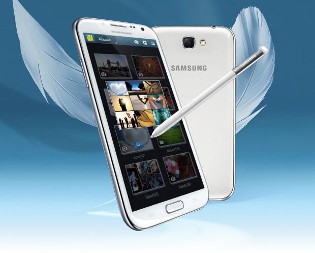 Das Galaxy Note 2 bekommt schon in kürze ein Update auf Android 4.3.