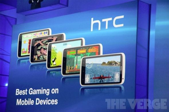 Sony und HTC kündigen die Partnerschaft an im Gamingbereich an. Foto: theverge.com.