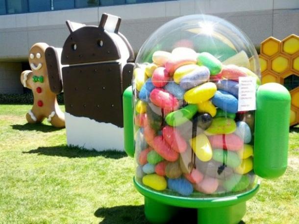 Die Sony Smartphones der Reihe Sony Xperia V, Xperia T und Xperia TX bekommen ein Update auf Anroid 4.1 Jelly Bean. Foto: Sony Mobile.