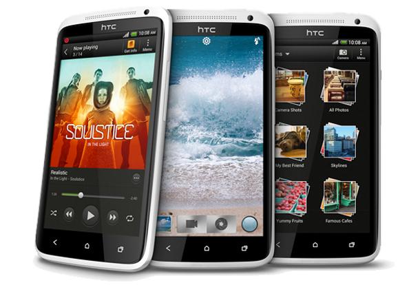 Das HTC One X ist derzeit HTC's Flaggschiff. Foto: htc.