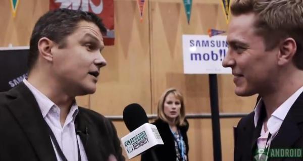 Ryan Bidan im Interview mit AndroidAuthority.