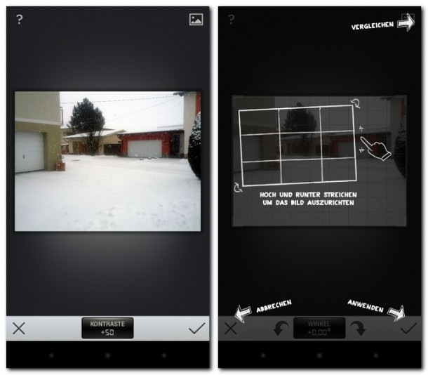 Snapseed gehört zu den besten Bildbearbeitungs-Apps für Android.